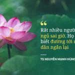 TS Nguyễn Mạnh Hùng: