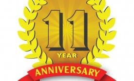 Thư cảm ơn Quý khách hàng, Quý đối tác nhân kỷ niệm 11 năm hình thành và phát triển